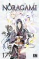 Couverture Noragami, tome 17 Editions Pika 2017