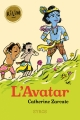 Couverture L'Avatar Editions Syros 2017