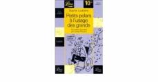 Couverture Petits polars à l'usage des grands Editions Librio (Noir) 2000