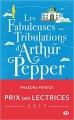 Couverture Les fabuleuses tribulations d'Arthur Pepper Editions Milady (Romance) 2017