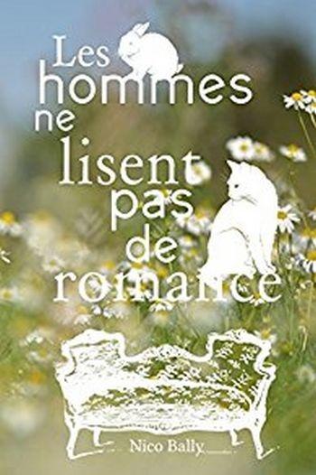 Couverture Les hommes ne lisent pas de romance