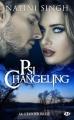 Couverture Psi-changeling, tome 14 : L'espoir brisé Editions Milady 2016