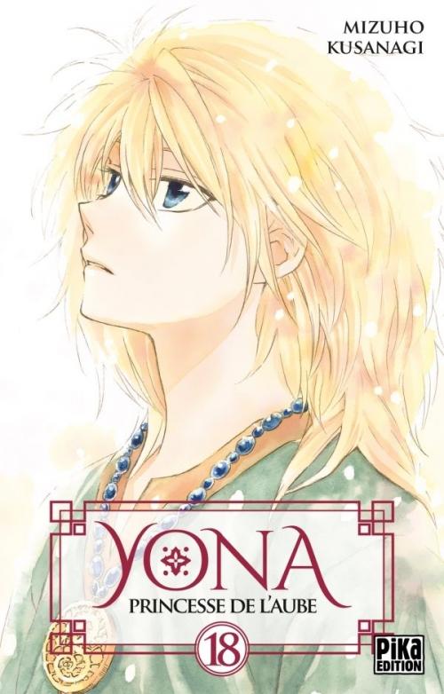 Couverture Yona, princesse de l'aube, tome 18