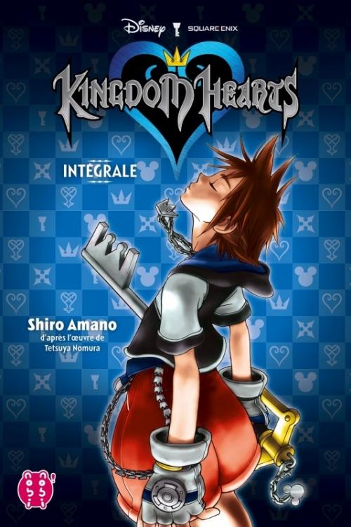 Couverture Kingdom Hearts, intégrale