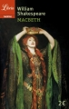 Couverture Macbeth Editions Librio (Théâtre) 2016