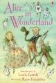 Couverture Alice au pays des merveilles / Les aventures d'Alice au pays des merveilles Editions Usborne publishing UK 2006