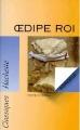 Couverture Oedipe roi Editions Hachette (Classiques) 1994