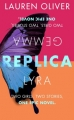 Couverture Replica, tome 1 Editions Hodder 2017