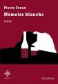 Couverture Mémoire blanche Editions MEO 2017