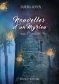 Couverture Nouvelles d'un Myrien, tome 3 : Témérité Editions Anyway 2017