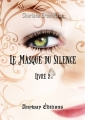 Couverture Le masque du silence, tome 2 Editions Anyway 2017