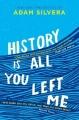 Couverture Tu ne m'as laissé que notre histoire Editions Simon & Schuster 2017