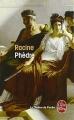 Couverture Phèdre Editions Le Livre de Poche (Le Théâtre de Poche) 2016