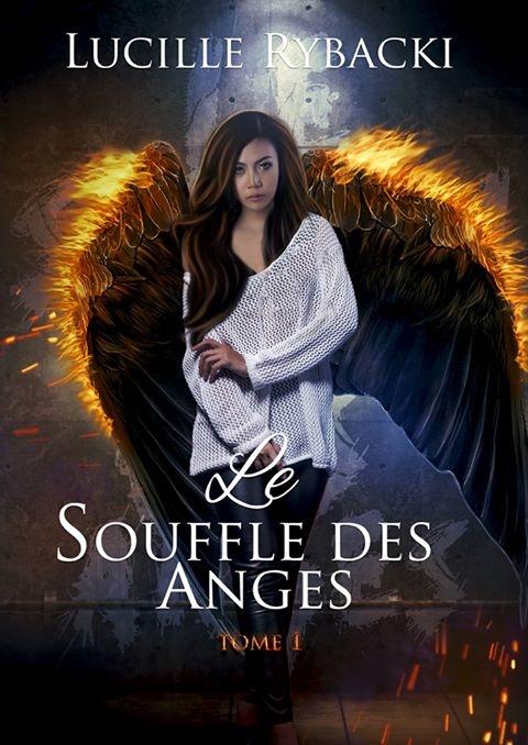 Couverture Le souffle des anges, tome 1