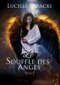Couverture Le souffle des anges, tome 1 Editions Something else 2017