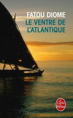 Couverture Le Ventre de l'Atlantique