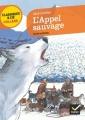 Couverture L'appel de la forêt / L'appel sauvage Editions Hatier 2011
