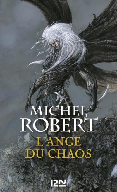Couverture L'agent des ombres, tome 1 : L'Ange du chaos