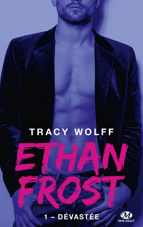 Couverture Ethan Frost, tome 1 : Dévastée