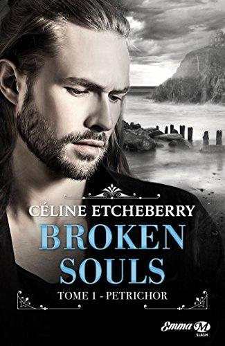 Couverture Le prix des âmes, tome 1 : Coupés du monde / Broken souls, tome 1 : Petrichor