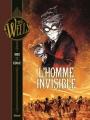 Couverture L'homme invisible, tome 2 Editions Glénat 2017