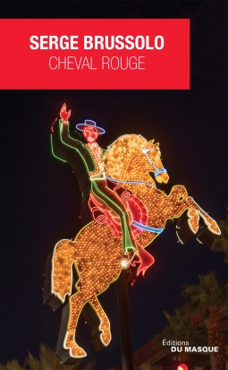 Couverture Cheval rouge