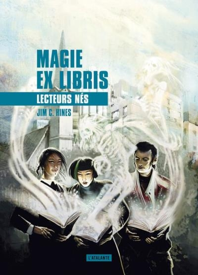 Couverture Magie Ex Libris, tome 2