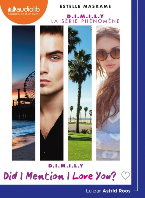 Couverture D.I.M.I.L.Y., tome 1 : Did I mention I love you ?
