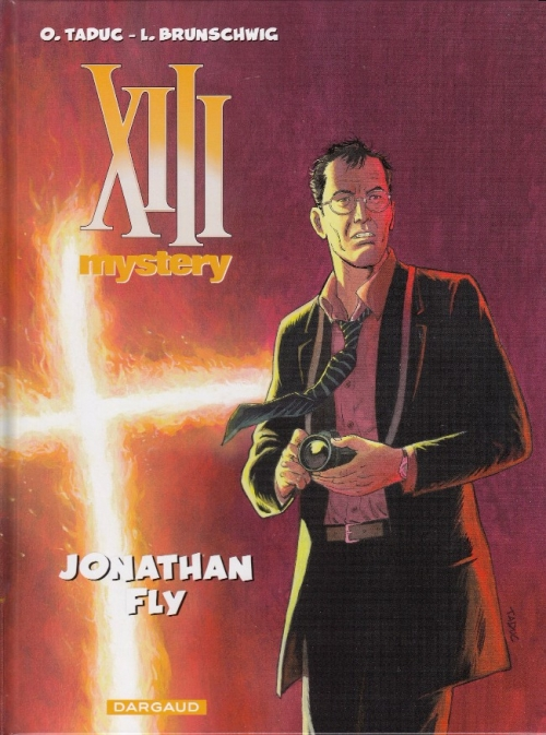 Couverture XIII mystery, tome 11 : Jonathan Fly