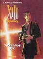 Couverture XIII mystery, tome 11 : Jonathan Fly Editions Dargaud 2017