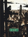 Couverture Giant, tome 1 Editions Dargaud 2017
