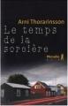 Couverture Le temps de la sorcière Editions Métailié (Noir) 2007