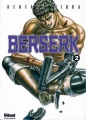 Couverture Berserk, tome 02 Editions Glénat 2004