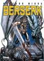 Couverture Berserk, tome 03 Editions Glénat 2004
