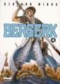 Couverture Berserk, tome 04 Editions Glénat 2005