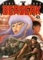 Couverture Berserk, tome 05 Editions Glénat 2005