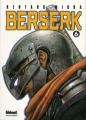 Couverture Berserk, tome 06 Editions Glénat 2005