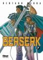 Couverture Berserk, tome 07 Editions Glénat 2005