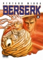 Couverture Berserk, tome 08 Editions Glénat 2005