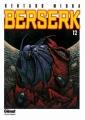 Couverture Berserk, tome 12 Editions Glénat 2006