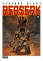 Couverture Berserk, tome 13 Editions Glénat 2006