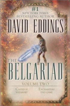 Couverture The Belgariad, book 2 : Castle of Wizardry, Enchanters' End Game