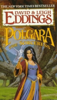 Couverture Polgara the Sorceress
