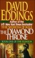 Couverture La trilogie des joyaux, tome 1 : Le trône de diamant Editions Del Rey Books 1990