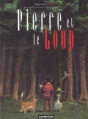 Couverture Pierre et le loup Editions Casterman 1995