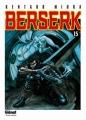 Couverture Berserk, tome 15 Editions Glénat 2006