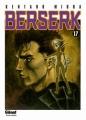 Couverture Berserk, tome 17 Editions Glénat 2006