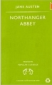 Couverture Northanger abbey / L'abbaye de Northanger / Catherine Morland Editions Penguin books (Popular Classics) 1994