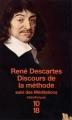 Couverture Discours de la méthode / Le discours de la méthode Editions 10/18 (Bibliothèques) 2002