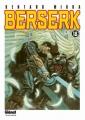 Couverture Berserk, tome 18 Editions Glénat 2007